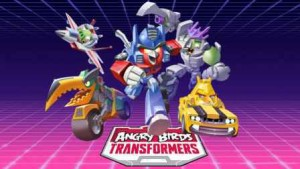 Angry Birds Transformers PC